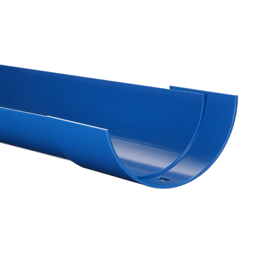 Half Round Gutter System Seamless Aluminium Uk And Ireland